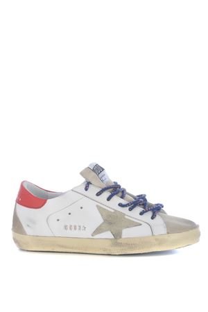 Sneakers Golden Goose Super Star in pelle GOLDEN GOOSE | 5032245 | GMF00102F002092-10779