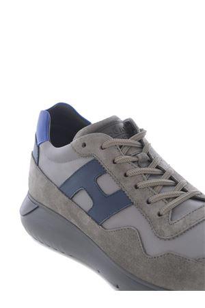 Sneakers uomo Hogan Interactive3 in camoscio e pelle HOGAN | 5032245 | HXM3710AJ15QF5912W