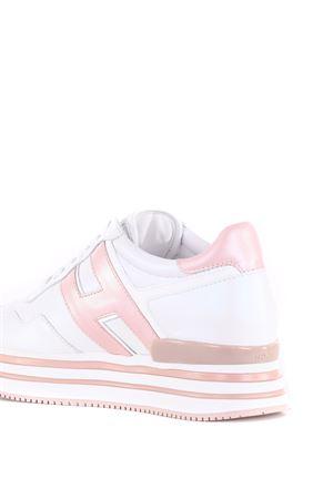 Sneakers Hogan Midi Platform Hogan H483 HOGAN | 5032245 | HXW4830CB80QC9212B