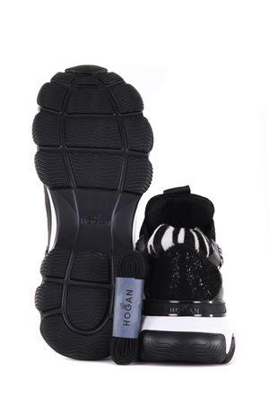 Sneakers Hogan Hyperactive in camoscio e pelle HOGAN | 5032245 | HXW5400DG60QMD0RR3