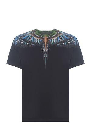 T-shirt Marcelo Burlon Grizzly wings MARCELO BURLON | 8 | CMAA018F21JER0031040