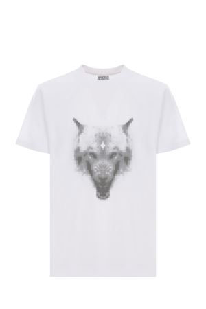 T-shirt Marcelo Burlon  Cross Wolf  MARCELO BURLON | 8 | CMAA018F21JER0130109