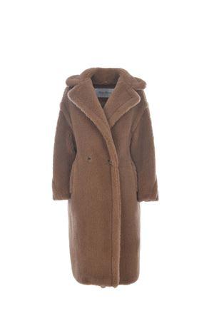 Cappotto lungo Max Mara 3Teddy in pelliccia di cammello misto in seta MAX MARA | 17 | 10161313600739-001