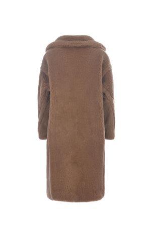 Cappotto lungo Max Mara Teddy in pelliccia di cammello MAX MARA   17   10161319600739-001