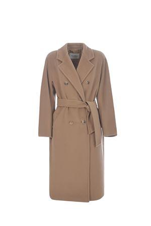 Cappotto lungo Max Mara Madame in beaver di lana e cashmere MAX MARA | 17 | 10180119600806-001