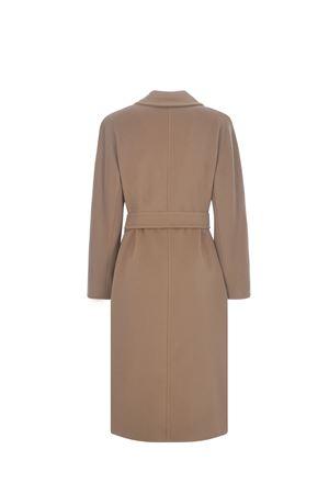 Cappotto lungo Max Mara Madame in beaver di lana e cashmere MAX MARA   17   10180119600806-001