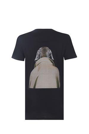 T-shirt Max Mara Dog Star in cotone MAX MARA | 7 | 19460919600034-004