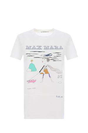 T-shirt Max Mara Bambina in cotone MAX MARA | 7 | 19461119600034-005