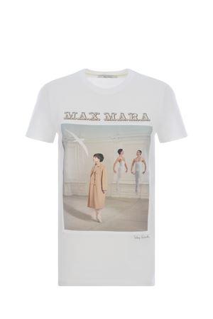 T-shirt Max Mara Ballo in cotone MAX MARA | 7 | 19461219600034-005
