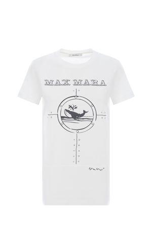 T-shirt Max Mara Oblo in cotone MAX MARA | 7 | 19461419600034-005