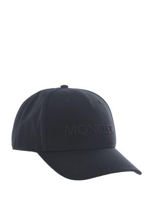 Cappello Moncler in cotone MONCLER | 26 | 3B000-1404863-999