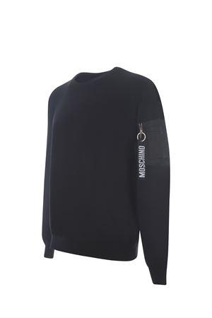 Maglia Moschino Couture in lana MOSCHINO | 7 | A09277000-555