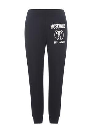 Pantaloni tuta Moschino Couture in cotone MOSCHINO | 9 | J03217027-1555