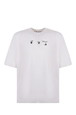 T-shirt OFF-White  Arrow OFF WHITE | 8 | OMAA119F21JER0110110