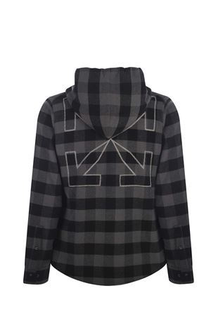 Camicia hoodie OFF-White Arrows OFF WHITE | 6 | OMGA125F21FAB0010501