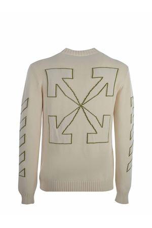 Maglione OFF-White OFF WHITE | 7 | OMHE087F21KNI0016155