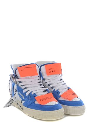 Sneakers OFF-White 3.0 off court supreme suede  in pelle OFF WHITE | 5032245 | OMIA065F21LEA0034510