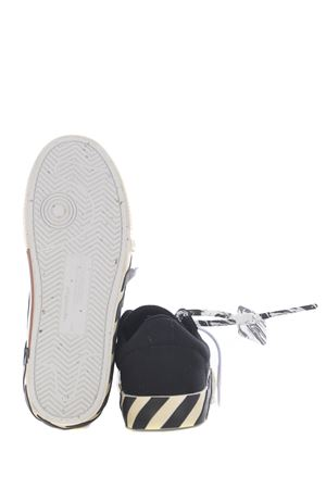 Sneakers OFF-White low vulcanized eco in tela di cotone OFF WHITE | 5032245 | OMIA085F21FAB0011045