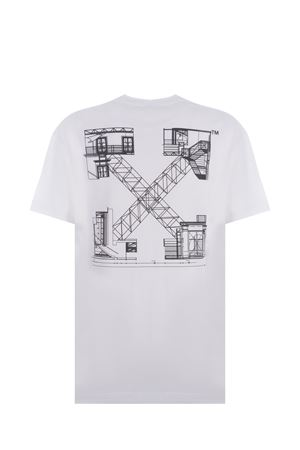 T-shirt OFF-White Palace Arrow OFF WHITE | 8 | OWAA089F21JER0110110