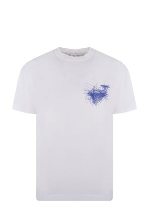 T-shirt OFF-White Pen Arrows OFF WHITE | 8 | OWAA089F21JER0130135