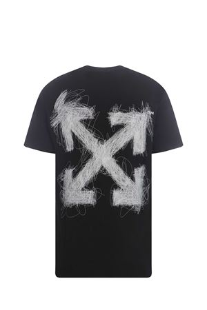 T-shirt OFF-White Pen Arrows OFF WHITE | 8 | OWAA089F21JER0131001