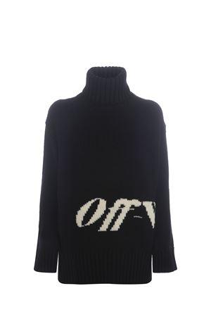 Maglione OFF-White OFF WHITE | 7 | OWHF019F21KNI0011001