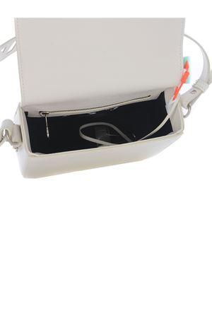 Borsa OFF-White Diag Flap in pelle OFF WHITE | 31 | OWNN018F21LEA0020110