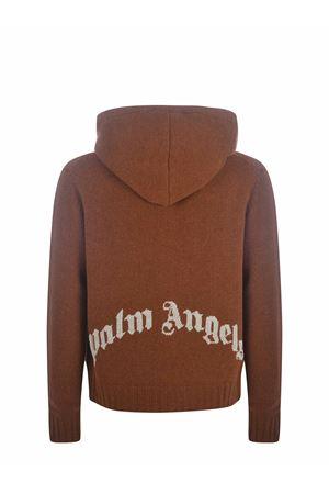 Felpa hoodie Palm Angels Curved PALM ANGELS | 7 | PMHA045F21KNI0016001
