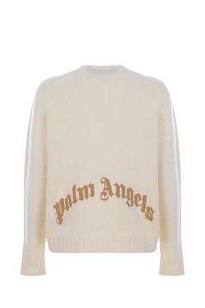 Maglia Palm Angels  Curved logo PALM ANGELS | 7 | PMHE027F21KNI0010361