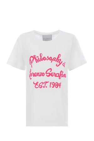 T-shirt Philosophy di Lorenzo Serafini in cotone PHILOSOPHY | 8 | A07015744-2
