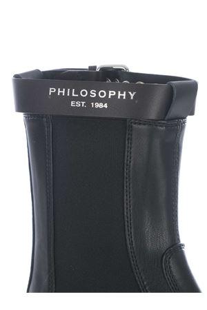 Stivali Philosophy di Lorenzo Serafini in pelle PHILOSOPHY | 12 | A32015776-555