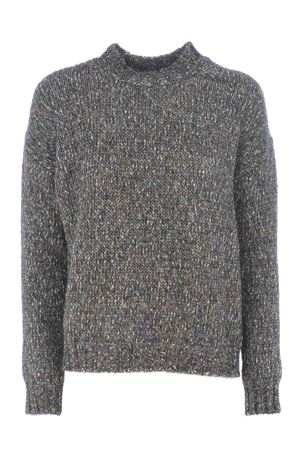 Base Milano sweater in cotton and wool blend BASE MILANO | 7 | B4801210-880