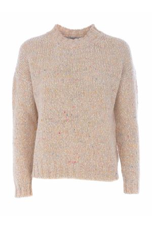 Base Milano sweater in cotton and wool blend BASE MILANO | 7 | B4801210-881