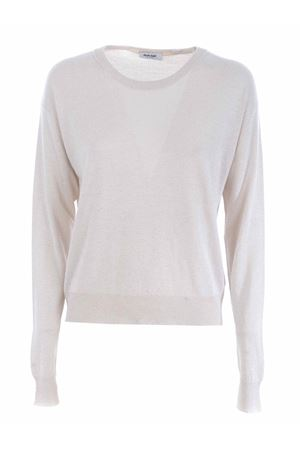 Base Milano sweater in viscose blend BASE MILANO | 7 | B4838212-512