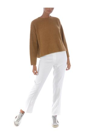 Base Milano sweater in wool and cashmere blend BASE MILANO | 7 | B4889302-772