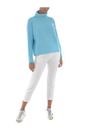 Base Milano oversized sweater in wool and cashmere blend BASE MILANO | 7 | B4944857-528