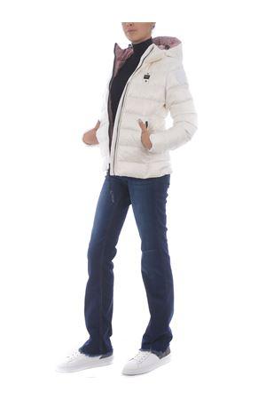 Piumino Blauer Kimberly in nylon satinato BLAUER | 783955909 | BLDC031285050-102DR