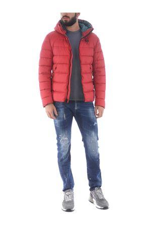 Blauer Bio Wayne down jacket BLAUER | 783955909 | BLUC021555486-552