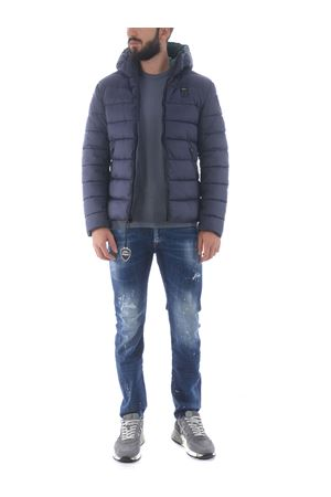 Blauer Bio Wayne down jacket BLAUER | 783955909 | BLUC021555486-888