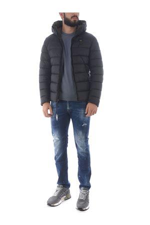 Blauer Bio Wayne down jacket BLAUER | 783955909 | BLUC021555486-999