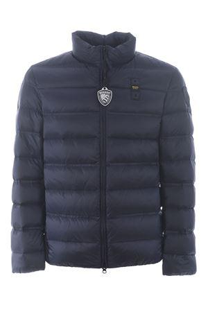 Blauer Bruce quilted nylon down jacket BLAUER | 783955909 | BLUC030924938-888