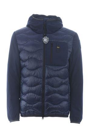 Blauer bobby nylon down jacket BLAUER | 783955909 | BLUC081055480-888