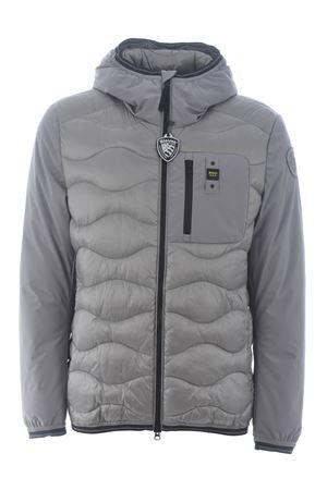 Blauer bobby nylon down jacket BLAUER | 783955909 | BLUC081055480-934