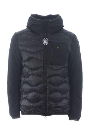 Blauer bobby nylon down jacket BLAUER | 783955909 | BLUC081055480-999