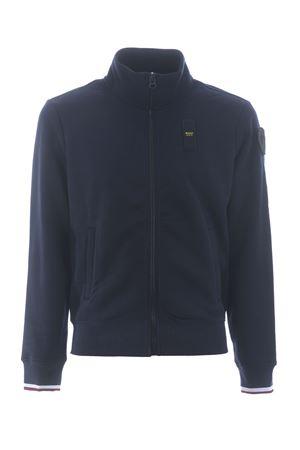 Blauer cotton blend sweatshirt