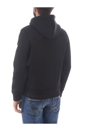 Blauer sweatshirt in neoprene