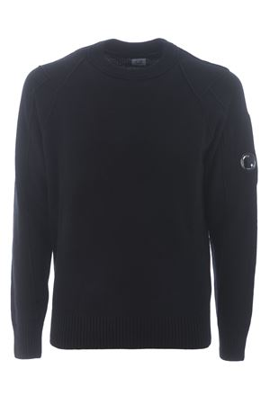 C.P. Company sweater in wool blend C.P. COMPANY | 7 | MKN111A005504A-999
