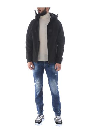 C.P. Company jacket in stretch nylon C.P. COMPANY | 13 | MOW043A005784A-999