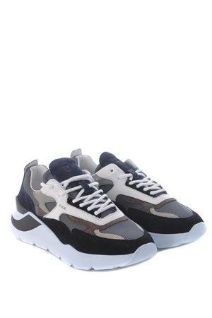 Running sneaker D.A.T.E. Fuga Dandy  in mesh DATE | 5032245 | M331-FG-DYGY