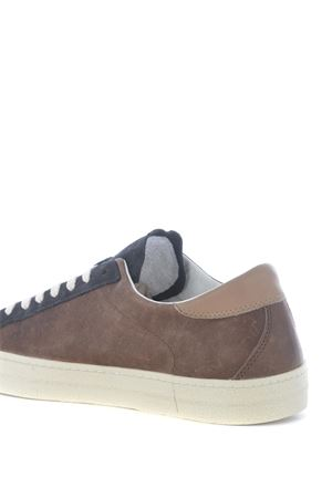 Low sneaker D.A.T.E. Hill Low Stone in leather DATE | 5032245 | M331-HL-SOBR